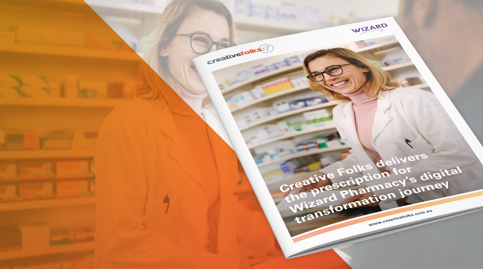 Creative Folks and Wizard Pharmacy Case Study